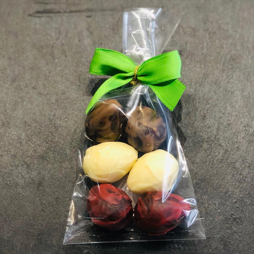 Schokoladeneier von Abessa