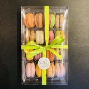 16 Macarons von Abessa aus Lübeck