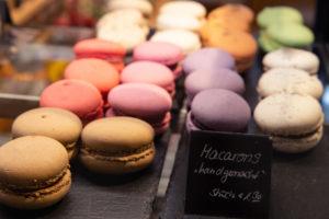 Macarons aus der Konditorei Abessa aus Lübeck