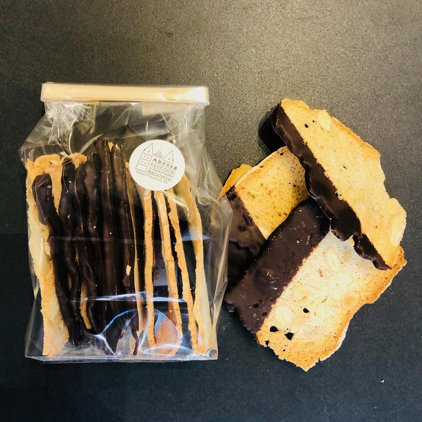 Mandelbrot mit Schokolade von Abessa aus Lübeck