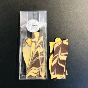 Passionsfrucht-Zartbitterschokolade