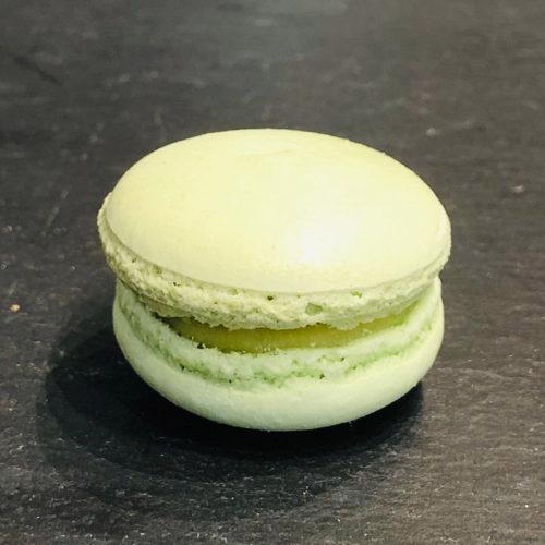 Pistazien-Macaron aus der Konditorei Abessa aus Lübeck