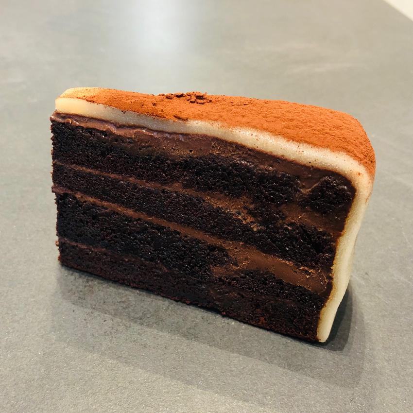 Trüffelorangen-Torte aus der Konditorei Abessa aus Lübeck